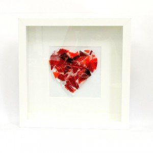 square image of crimson heart under glass - Copy (2)